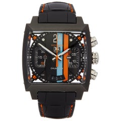 TAG Heuer Monaco Chronograph Stainless Steel CAL5110.FC6265
