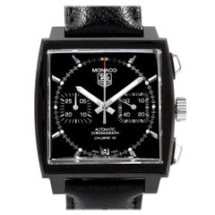 TAG Heuer Monaco Limited Edition Chronograph Men's Watch CAW211M