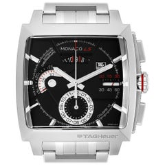 TAG Heuer Monaco LS Chronograph Steel Men's Watch CAL2110