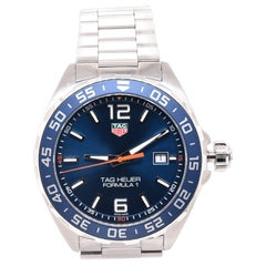 Tag Heuer Stainless Steel Formula 1