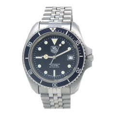 TAG Heuer Submariner 980.033, Beige Dial, Certified and Warranty