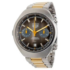 TAG Heuer Vintage, Grey Dial, Certified and Warranty
