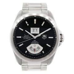 TAG Heuer WAV5111 Grand Carrera GMT Wristwatch