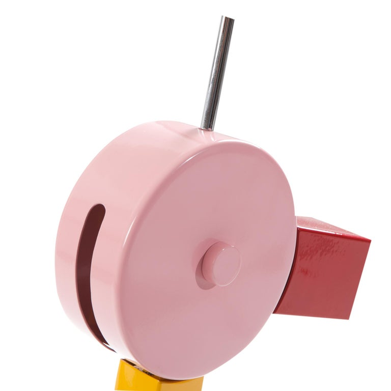 Modern Tahiti Table Lamp 'EU VERSION 220v', by Ettore Sottsass from Memphis, Milano For Sale