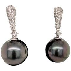Harbor Diamonds Drop Earrings
