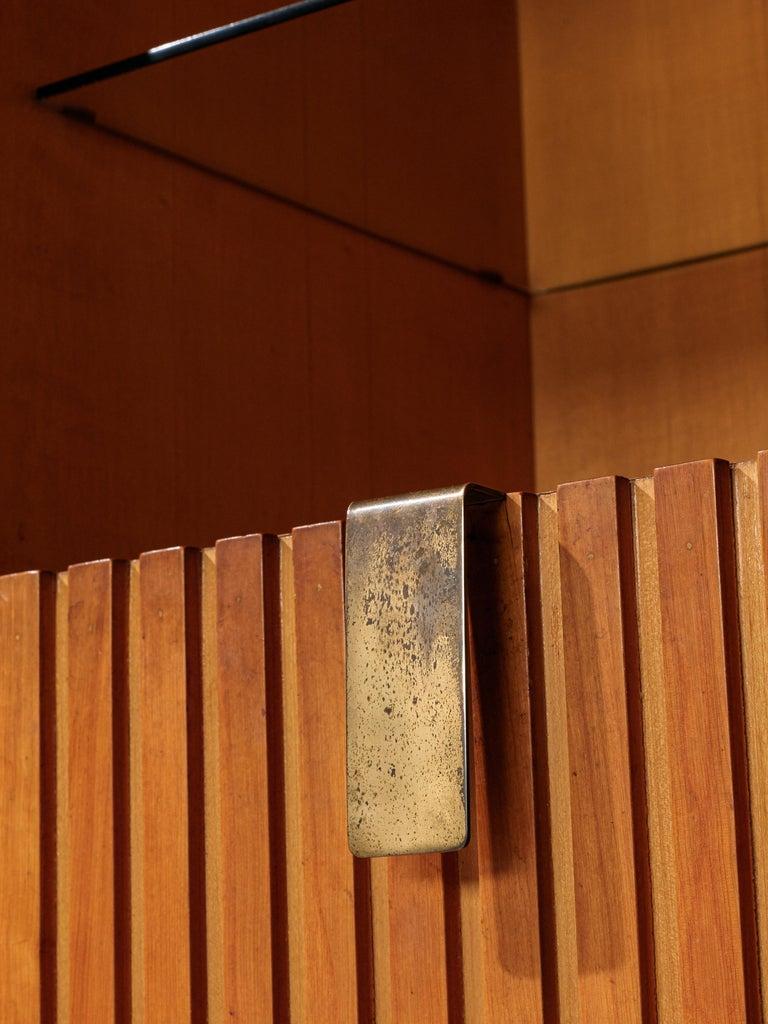 Taichiro Nakai Cabinet in Maple and Mahogany For Sale 4