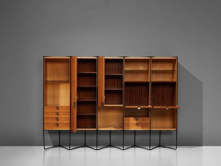 Taichiro Nakai Cabinet in Maple and Mahogany For Sale 2