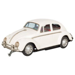 Taiyo Japan VW Tin Toy Beetle, circa 1960