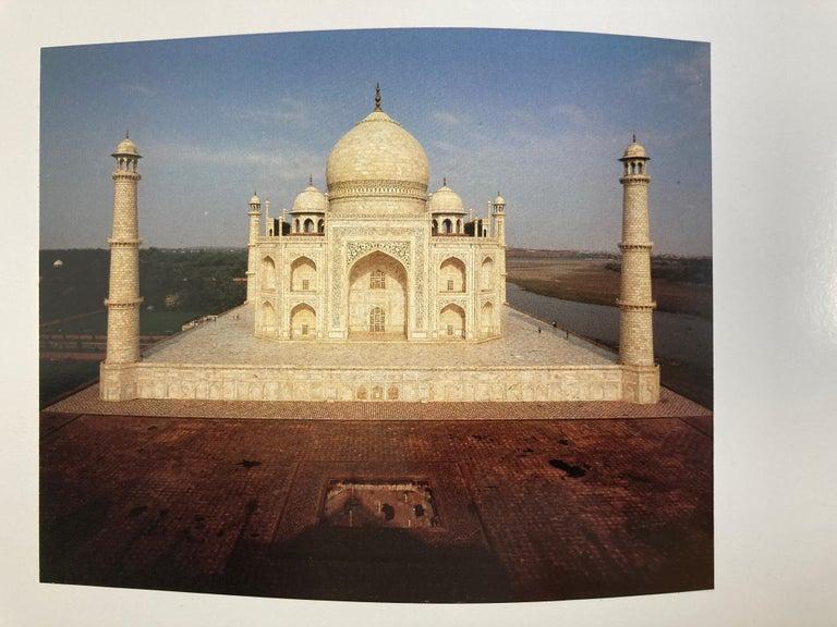 Taj Mahal Hardcover Coffee Table Book For Sale 7