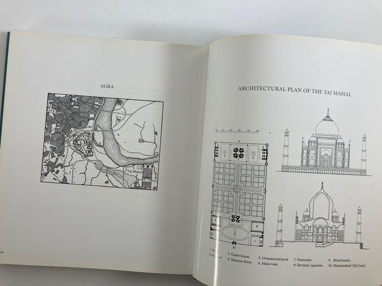 Taj Mahal Hardcover Coffee Table Book For Sale 8
