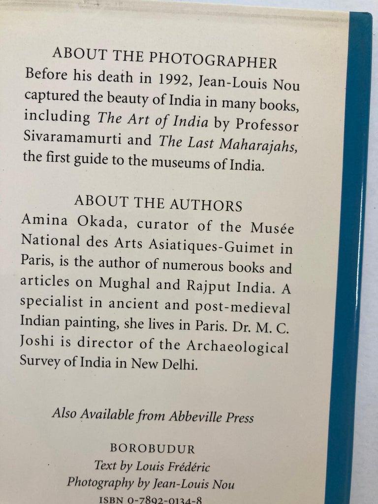 Taj Mahal Hardcover Coffee Table Book For Sale 9