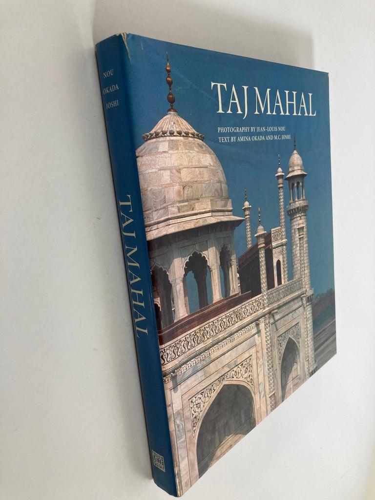 Indian Taj Mahal Hardcover Coffee Table Book For Sale