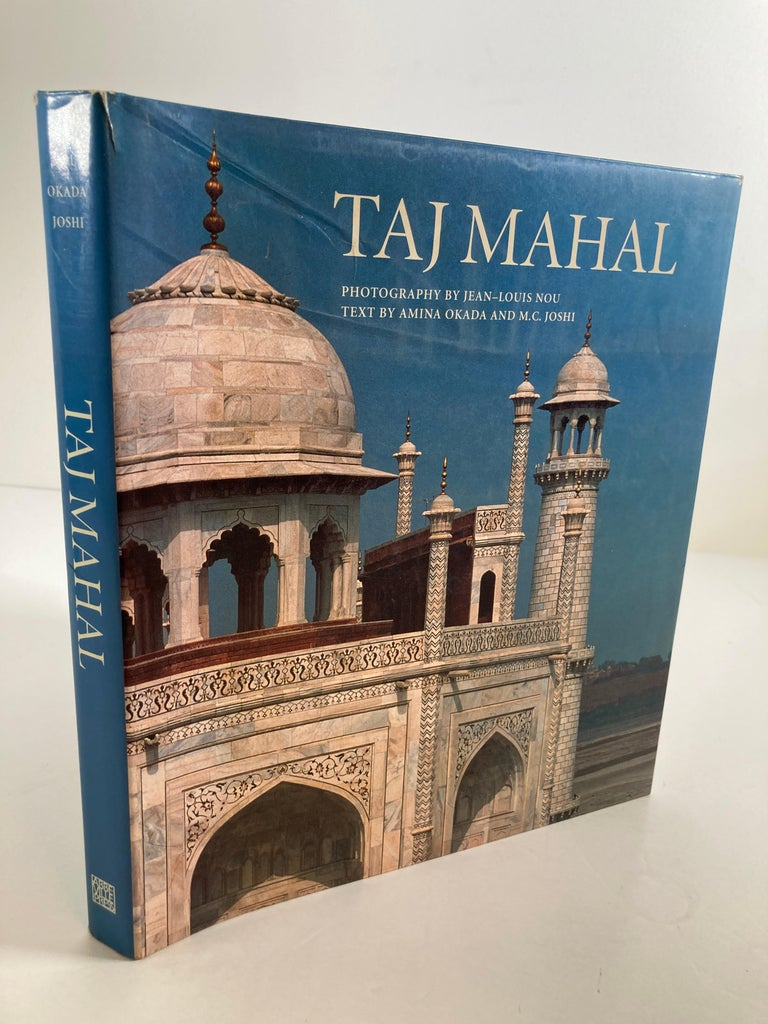 Taj Mahal Hardcover Coffee Table Book In Good Condition For Sale In North Hollywood, CA