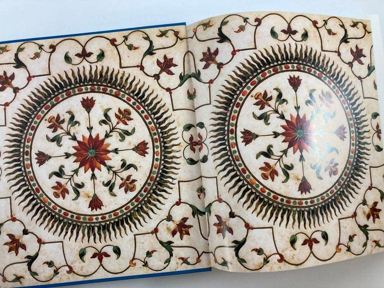 Paper Taj Mahal Hardcover Coffee Table Book For Sale