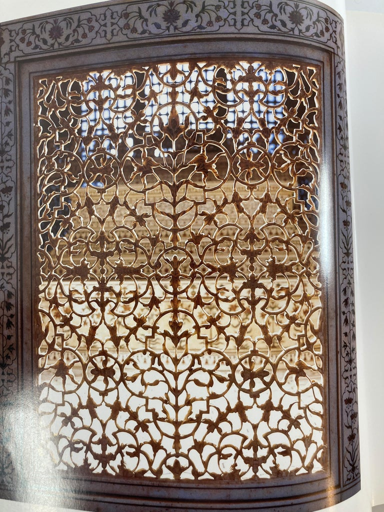 Taj Mahal Hardcover Coffee Table Book For Sale 1