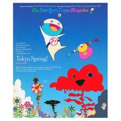 Takashi Murakami Cover Art, 2005