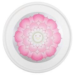 """Takashi Murakami """"Lotus Flower Pink"""""""