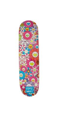 Takashi Murakami x Complexcon Deck 8.0 - Pink Multi Flower