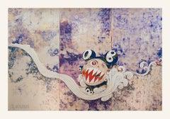727 Silkscreen by Takashi Murakami edition of 100