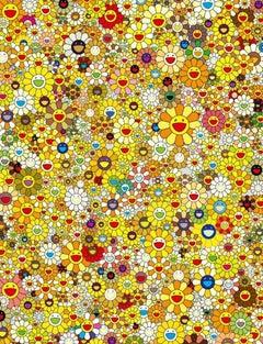 An Homage to IKB, Takashi Murakami