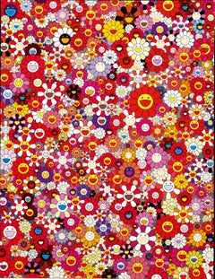 An Homage to Monopink, 1960E. Limited Edition (print) by Takashi Murakami signed