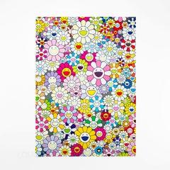 An Homage to Yves Klein, Multicolor A