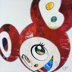 And Then... (Red), Takashi Murakami