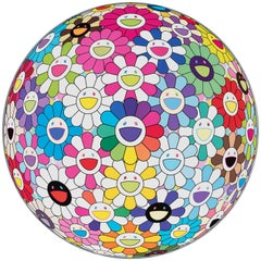 Expanding Universe. Limited Edition (print) by Takashi Murakami signed, numbered