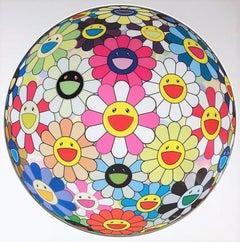 Flower Ball Pink, Takashi Murakami