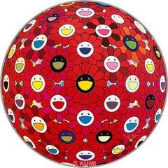 Flowerball: Bright Red
