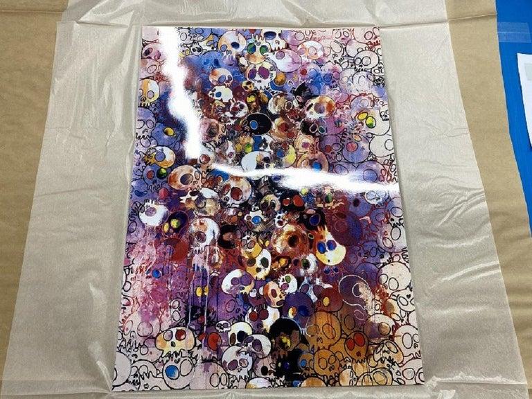 I've Left My Love Far Behind... Limited Edition (print) by Murakami signed  - Print by Takashi Murakami