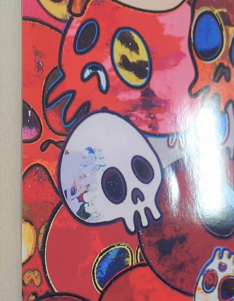 MCRST, 1962 ==> 2011. Limited Edition (print) by Murakami signed, numbered - Pop Art Print by Takashi Murakami