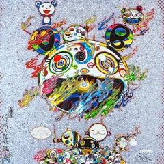 "Murakami  offset print - rare and hard to find - ""Chaos""  - only 1"