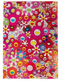 Murakami print- An Homage to Monopink, 1960 B