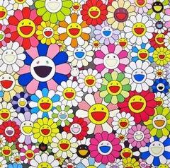 Such Cute Flowers, Takashi Murakami