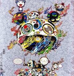 Takashi Murakami 'Chaos'  2013 (Takashi Murakami prints)