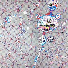 TAKASHI MURAKAMI: Chaos: Primordial Life - Superflat, Japanese Pop Art