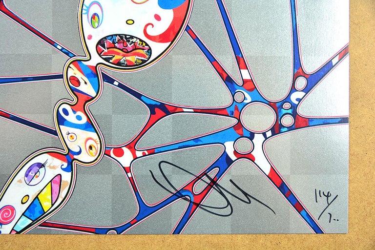 TAKASHI MURAKAMI: DOB: Myxomycete - Superflat, Japanese Pop Art For Sale 1