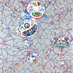 TAKASHI MURAKAMI: DOB: Myxomycete - Superflat, Japanese Pop Art
