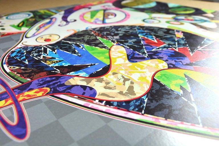 TAKASHI MURAKAMI: Homage to Francis Bacon. Pop Art, Superflat, Japanese Modern 3