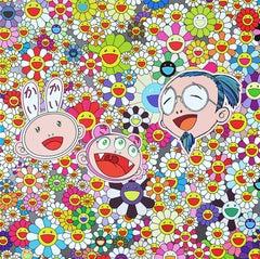 TAKASHI MURAKAMI: Kaikai Kiki and Me. Limited edition hand signed Pop, superflat