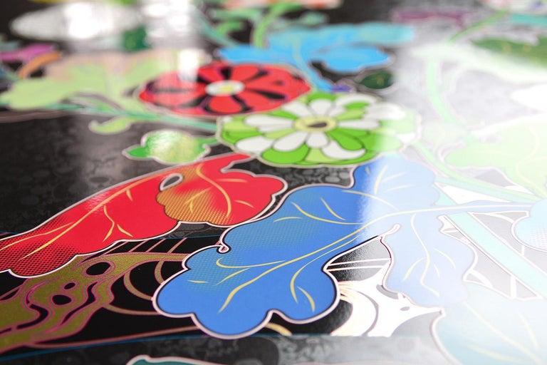 TAKASHI MURAKAMI: Kansei. Limited edition hand signed & numb. Superflat, Pop Art For Sale 4