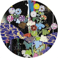 TAKASHI MURAKAMI: Korin - Limited edition hand signed & numb. Superflat, Pop Art