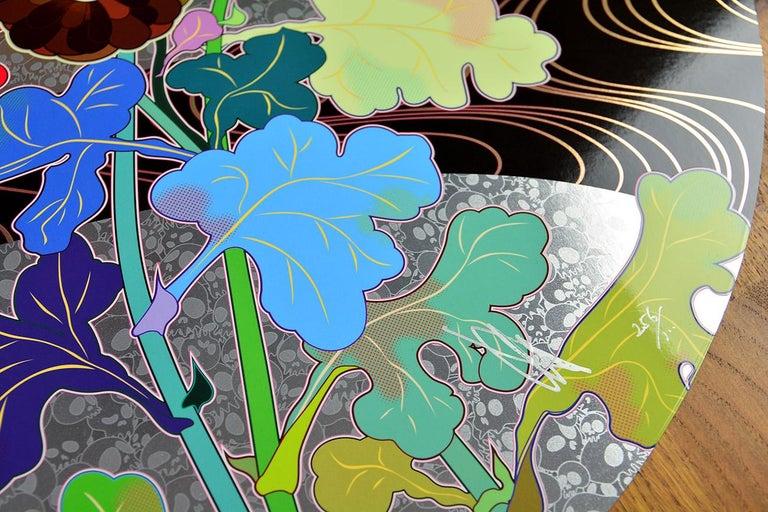 TAKASHI MURAKAMI: Korin: Tranquility Hand signed & numbered Superflat, Pop Art For Sale 1
