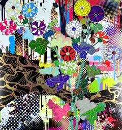TAKASHI MURAKAMI - KYOTO: KŌRIN Hand signed & numbered. Superflat, Pop Art