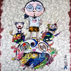 Takashi Murakami Obliterate The Self (Takashi Murakami prints)