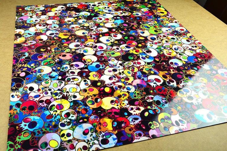 TAKASHI MURAKAMI: There are little people inside. me Superflat, Japanese Pop Art - Print by Takashi Murakami