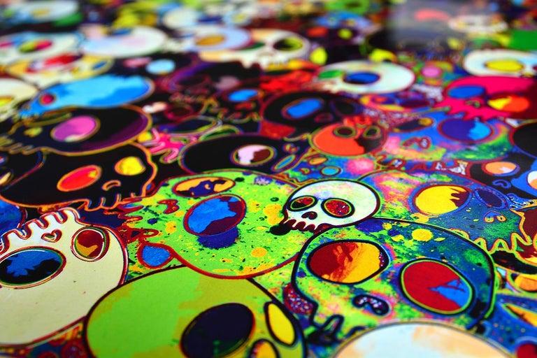 TAKASHI MURAKAMI: There are little people inside. me Superflat, Japanese Pop Art 1
