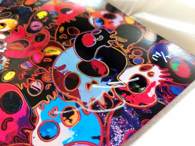 TAKASHI MURAKAMI: There are little people inside. me Superflat, Japanese Pop Art 2