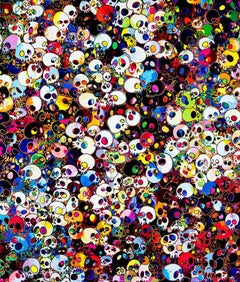 TAKASHI MURAKAMI: There are little people inside. me Superflat, Japanese Pop Art
